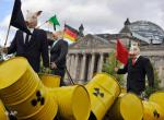Berlin Anti-nuclear activists