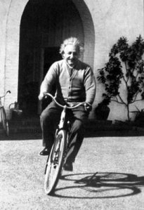 bicycle-albert-einstein
