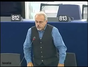 Tremopoulos Europarliament speaking
