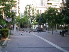 Exarchia_square_Athens